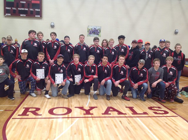 Park Region Conference 3rd Place: Ottertail Central Bulldogs