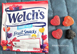 Welch's Fruit Snacks Valentine's Day Challenge