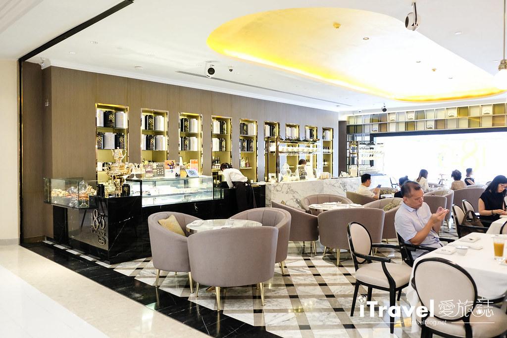 曼谷下午茶推荐 1823 Tea Lounge by Ronnefeldt (8)