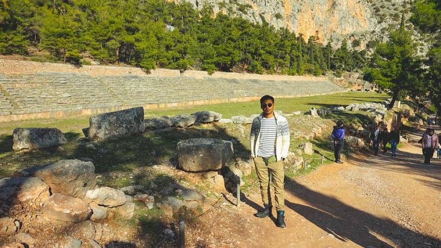 Delphi Mount Parnassus Greece (24 of 26)