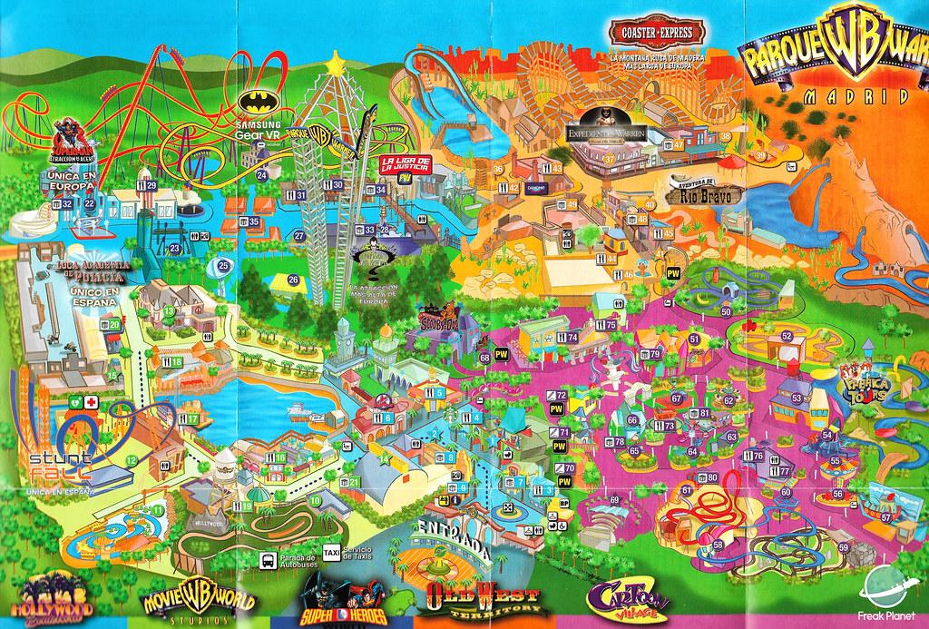 Mapa PW