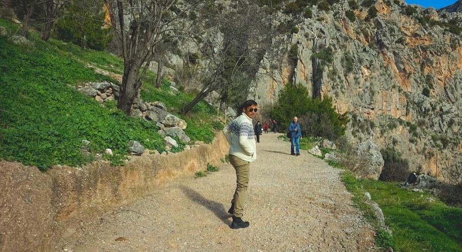 Delphi Mount Parnassus Greece (22 of 26)