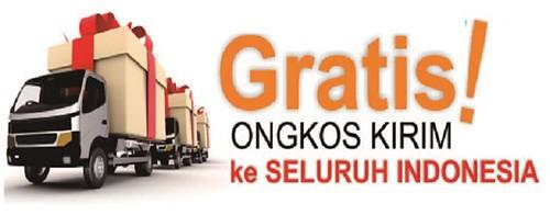gratis ongkir ke seluruh indonesia