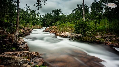 The Wet Season Water Flow (4k)