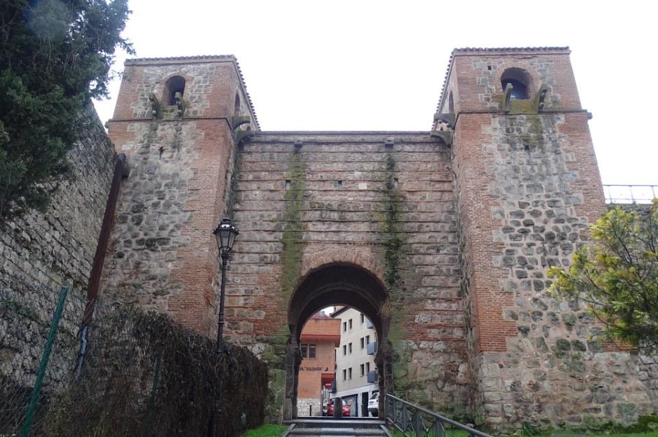 Burgos Arco de San Esteban 04
