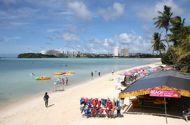 Alupang Beach Club, Guam