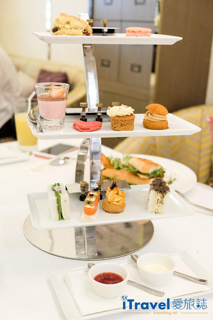 曼谷下午茶推荐 1823 Tea Lounge by Ronnefeldt (1)