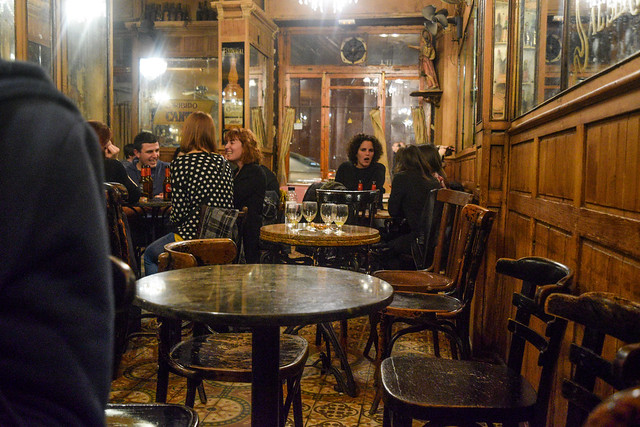 Bar Marsella Interior