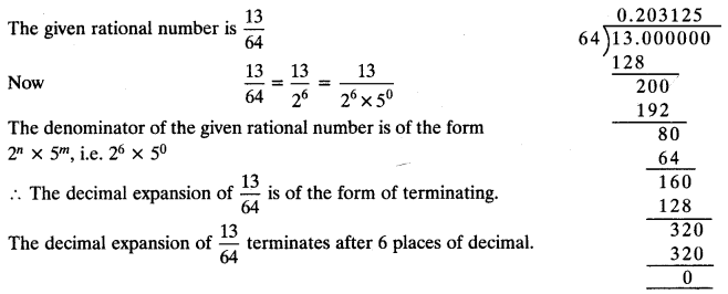 Important Questions for Class 10 Maths Chapter 1 Real