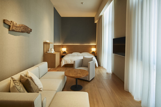 MUJI HOTEL SHENZHEN Room Type C 无印良品酒店·深圳_客房C型