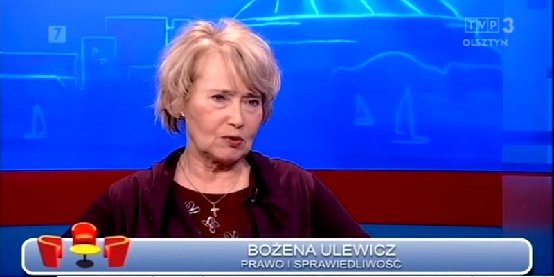 Bożenna Ulewicz