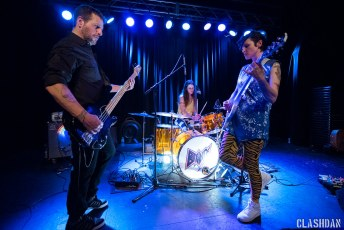 Bat Fangs @ Cats Cradle Back Room in Carrboro NC on February 3rd 2018