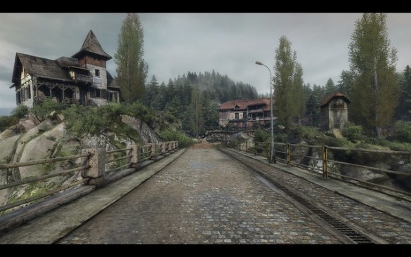 The Vanishing of Ethan Carter - Town