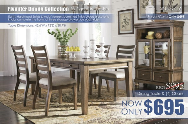 Flynter Dining Collection_D719-25-01(4)-86-R402