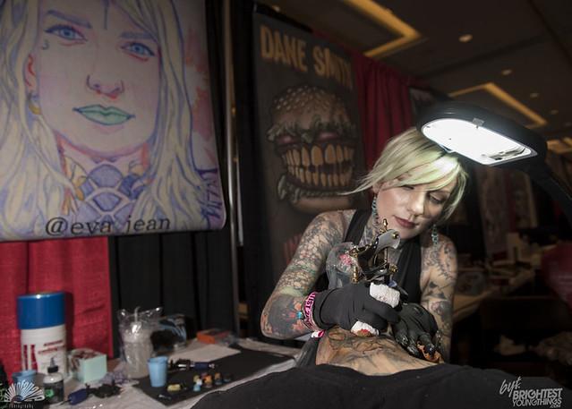 DC Tattoo 2018 Jan