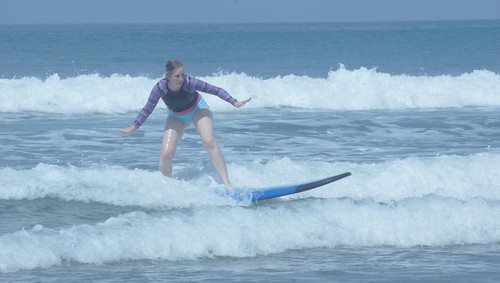 Learning to Surf in Canngu - Silver Surfer