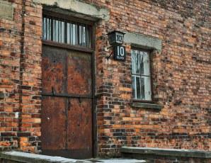 Auschwitz Block 10