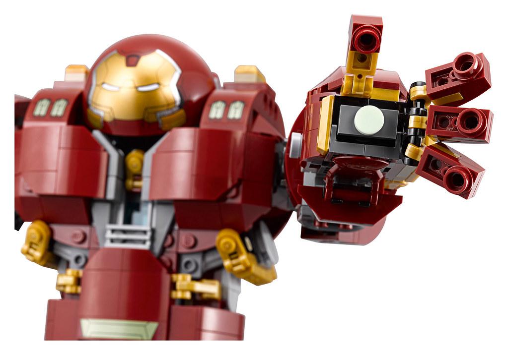Super Hulkbuster Ultron Heroes The 76105 Marvel EditionL Lego Yyb7vIg6f