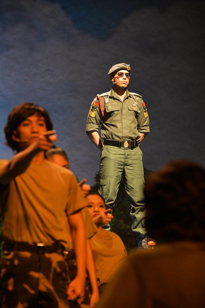 Altimet as Sergeant Ahmad