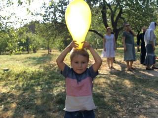 Дети в Феофании 2016.09.11