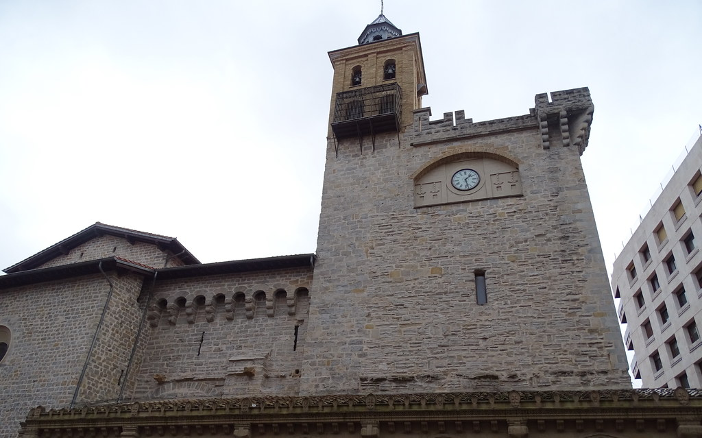 Iglesia de San Nicolas Pamplona 06