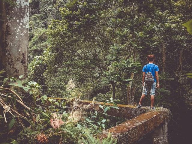 Mambukal Hot Springs - Ruins