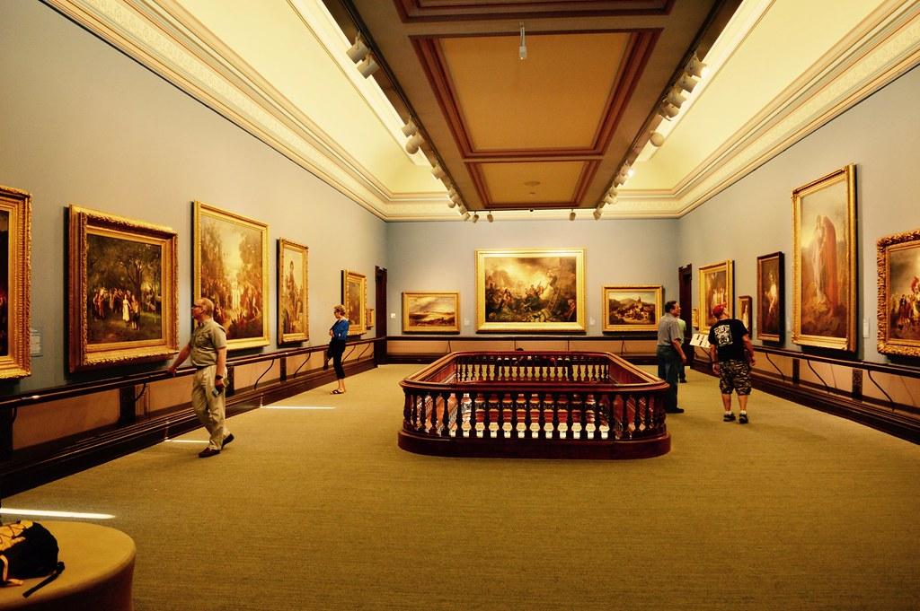 Crocker Gallery 2