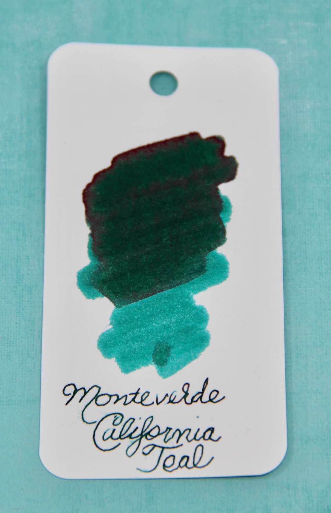 Monteverde California Teal