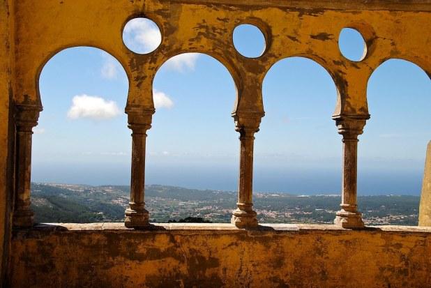 Mirador del Palacio da Pena