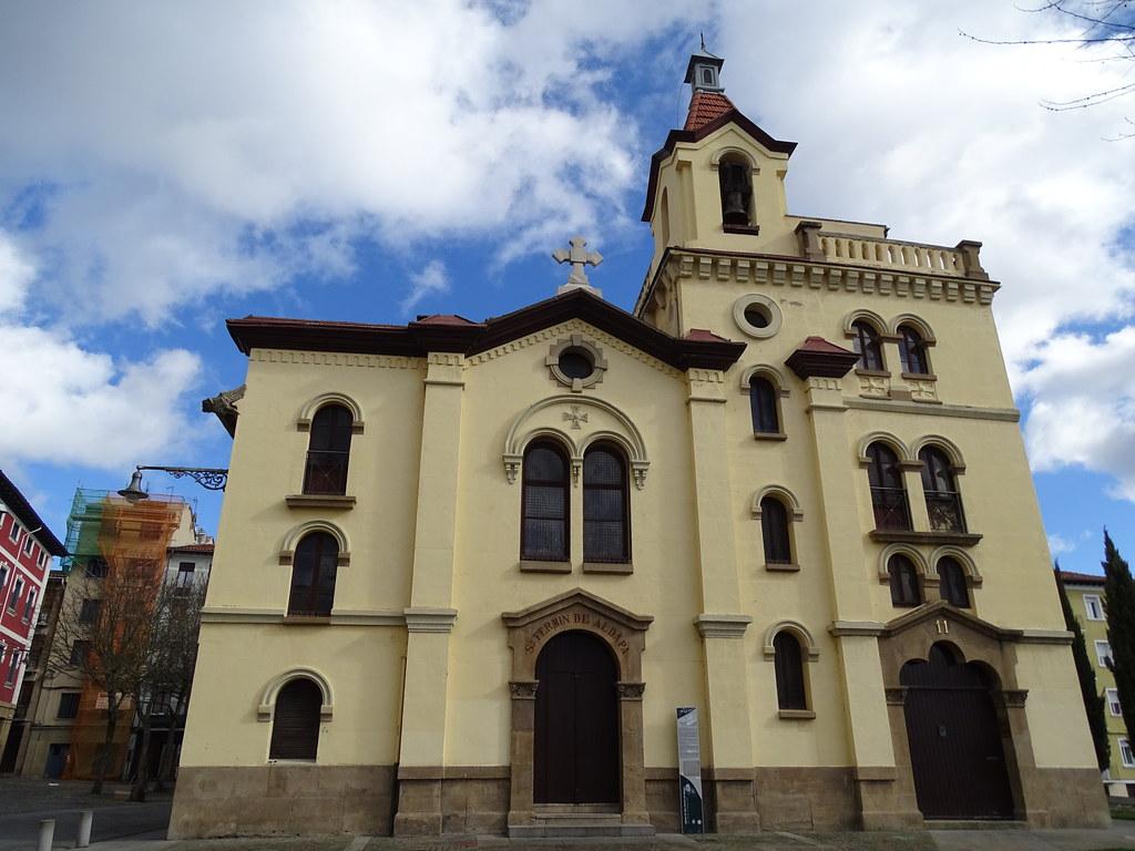 Basilica de San Fermin de Aldapa Pamplona 01