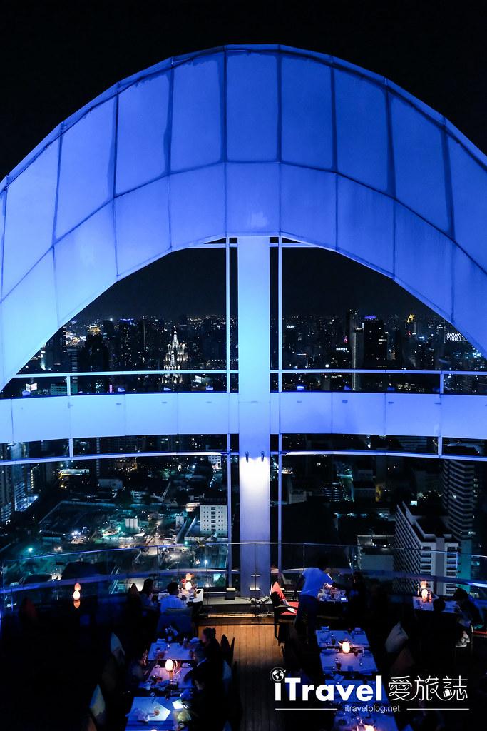 曼谷高空酒吧 Red Sky Bar (32)