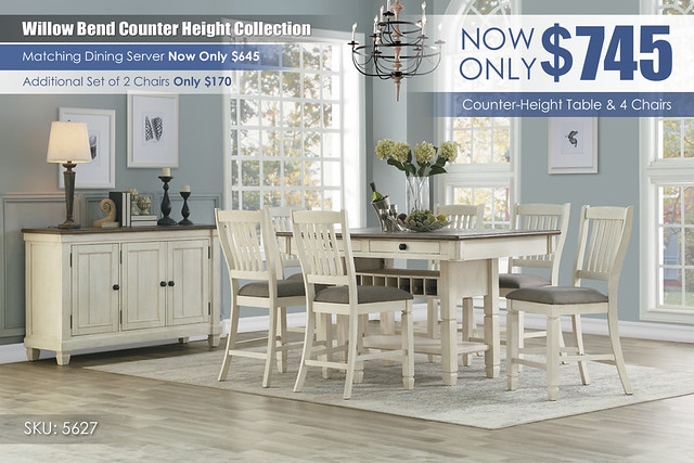 Willow Bend CH Dining Room Set_5627W-365_6875