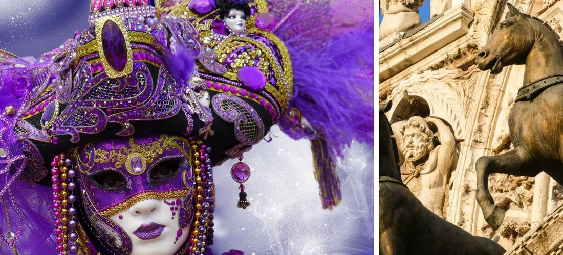 Carnaval em Veneza