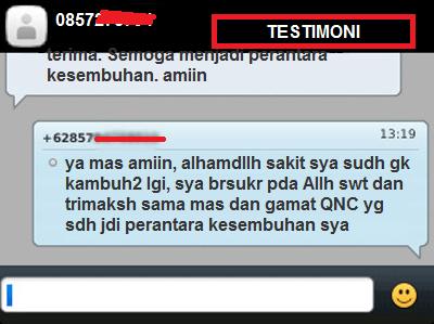 REAL TESTIMONY QNC - Obat Jari Tangan Kaku Dan Sakit Di Apotik