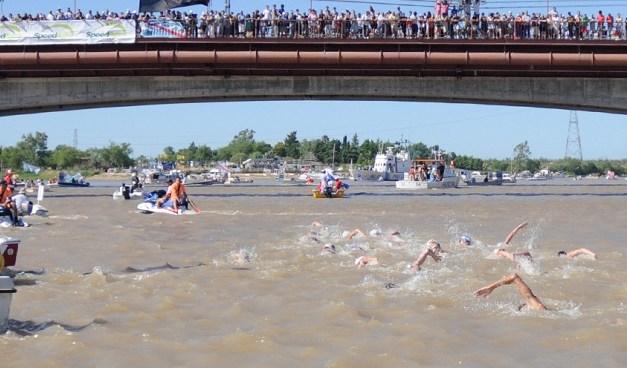 FINA UltraMarathon Swim Series 2019: si parte con la 45ª Santa Fe Coronda