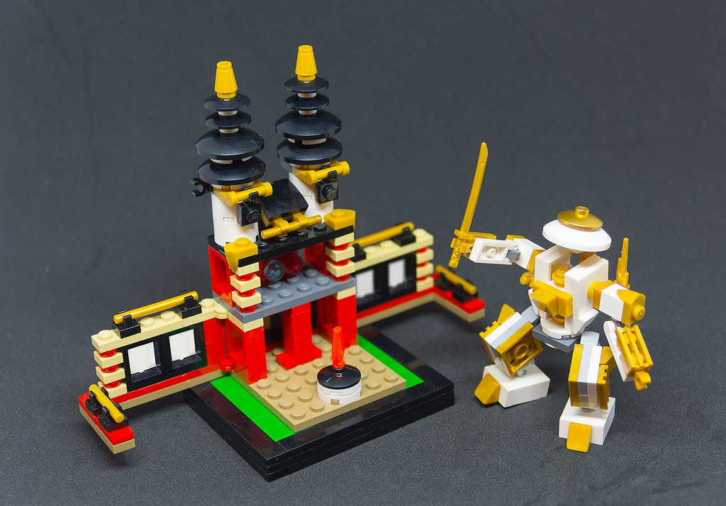 70505 Ninjago Temple of Light