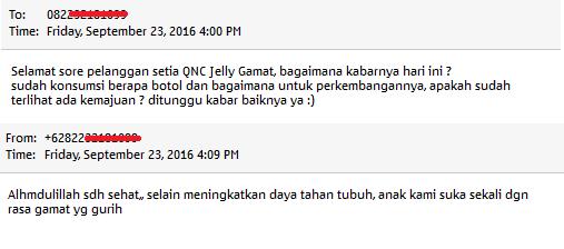 bukti qnc jelly gamat ampuh atasi masalah pencernaan dengan cepat