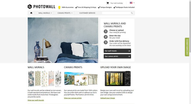 Photowall Canvas Prints And Wall Murals