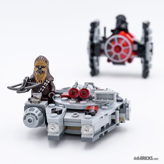 LEGO Star Wars Microfighters 75193 et 75194 08