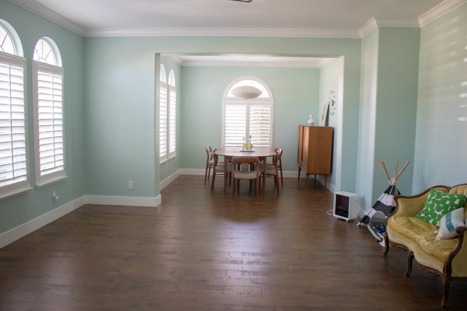 Living Room (Progress)