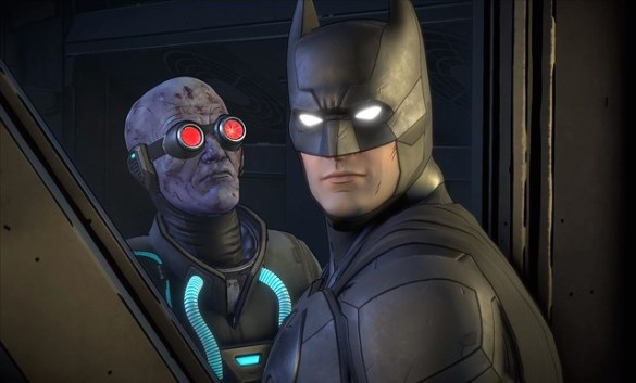 Batman The Enemy Within - Episode 4 Mr Freeze Infected