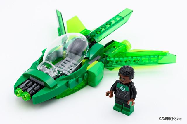 Review Livre LEGO DC Comics Super Heroes Construis ton aventure
