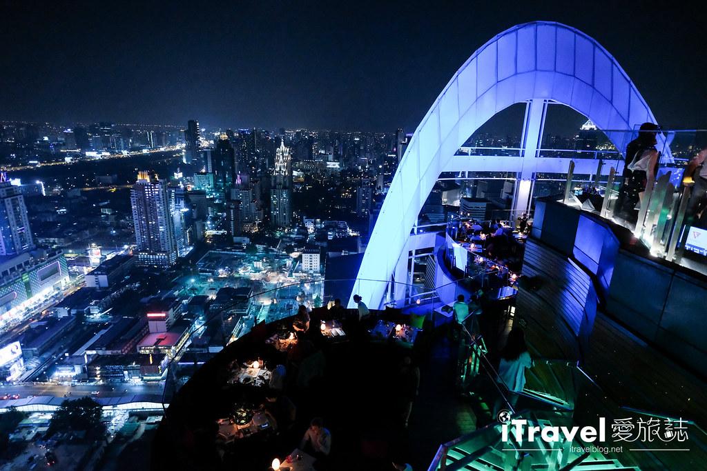 曼谷高空酒吧 Red Sky Bar (35)