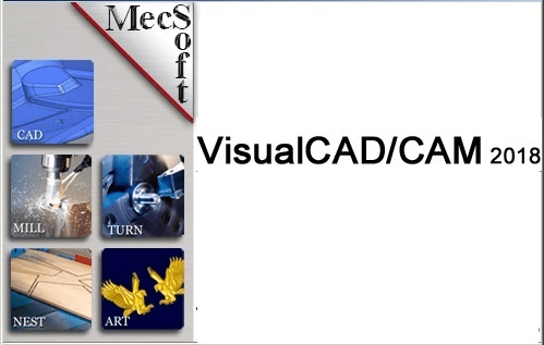 MecSoft VisualCAM (Includes VisualCAD) 2018 v7.0.222 full license