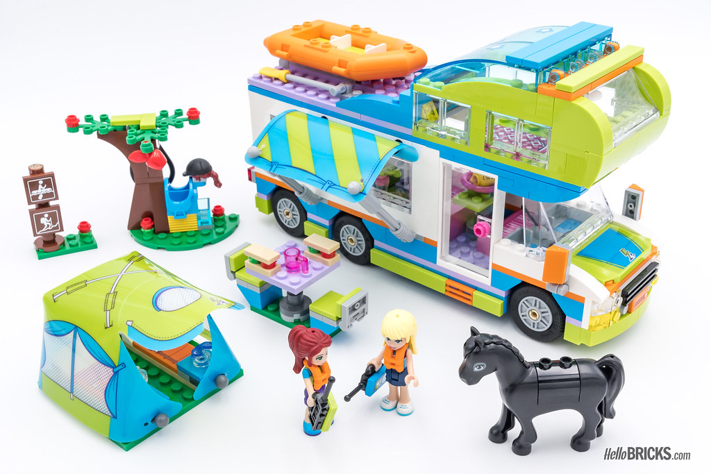 Friends Review 2018Partie Et Lego 4VéhiculesCabaneMaison uK1cTlJF3