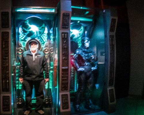 Borg Sleep Chamber