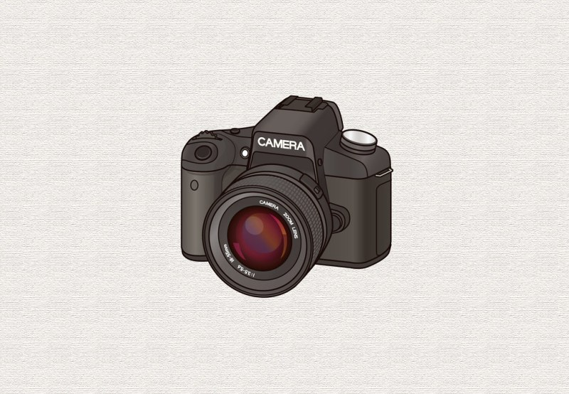 Eye catch camera