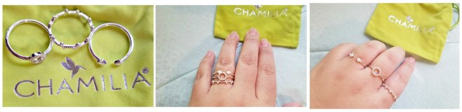 A Spring Fling With Stackable Rings