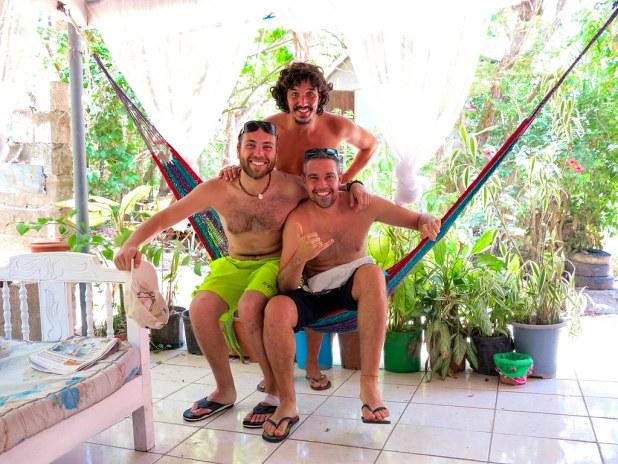 Hostel en Montezuma