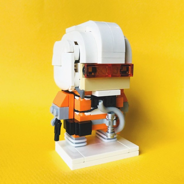 Brickheadz - Luke Skywalker (Snowspeeder Pilot) - The Empire Strikes Back (1980)